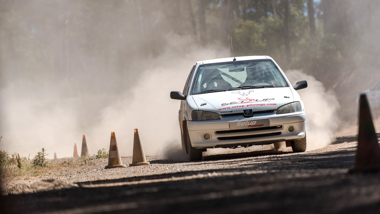 Peugeot 106 Rallye de Setup Pilotage