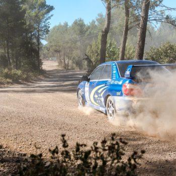 Subaru WRX - Voiture de baptême de pilotage