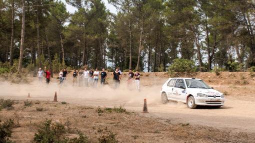 106 Rallye sous les yeux du groupe